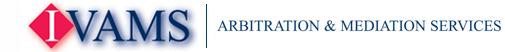 IVAMS | Arbitration Mediation Services